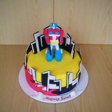 Детский торт №42
