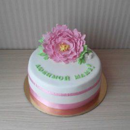 Торт на день рождения №430