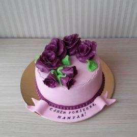 Торт на день рождения №431
