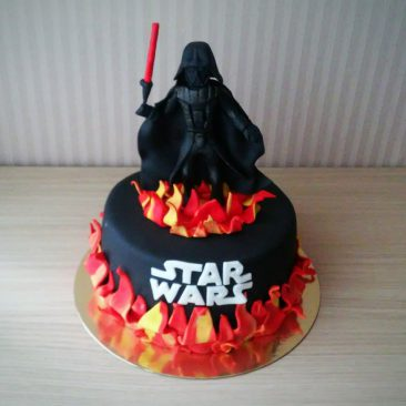 Детский торт №43