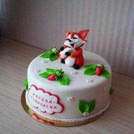 Детский торт №44