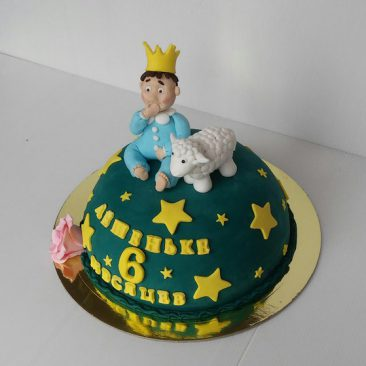 Детский торт №47