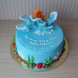 Торт на юбилей №494