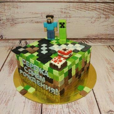Детский торт №49