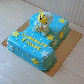 Детский торт №4