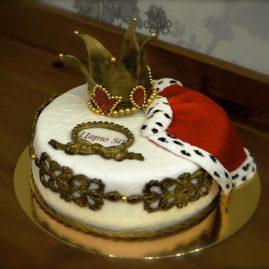 Торт на юбилей №500
