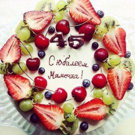 Торт на юбилей №503