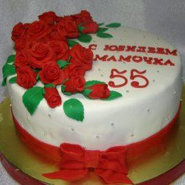Торт на юбилей №504