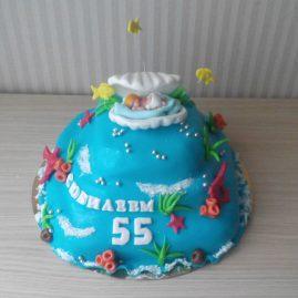 Торт на юбилей №509