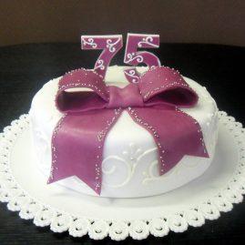 Торт на юбилей №511