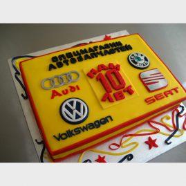 Торт на корпоратив №515