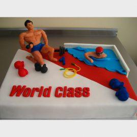Торт на корпоратив №518