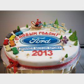 Торт на корпоратив №519