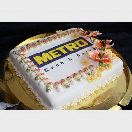 Торт на корпоратив №520