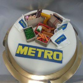 Торт на корпоратив №522