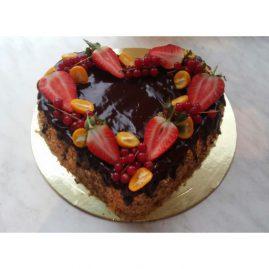 Торт на 14 февраля №526