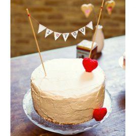 Торт на 14 февраля №538