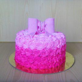 Торт на 14 февраля №553