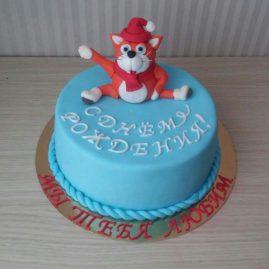 Детский торт №55