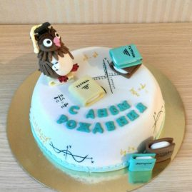 Детский торт №59