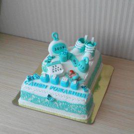 Детский торт №5