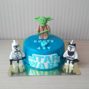 Детский торт №61