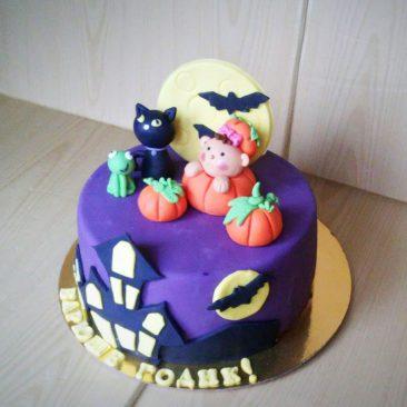 Детский торт №62
