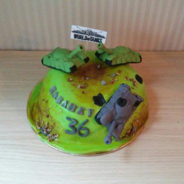 Детский торт №69