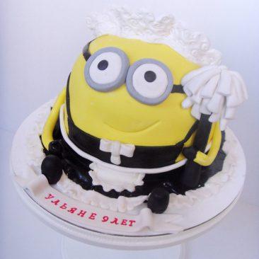 Детский торт №79