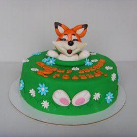 Детский торт №89