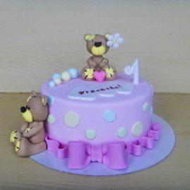 Детский торт №94