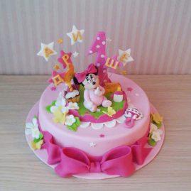 Детский торт №95