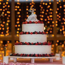 Свадебный торт №185