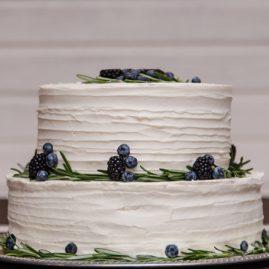 Свадебный торт №183