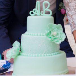Свадебный торт №184