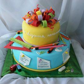 Торт на выпускной №569