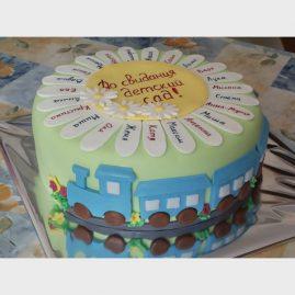 Торт на выпускной №571