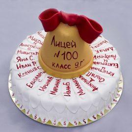 Торт на выпускной №574